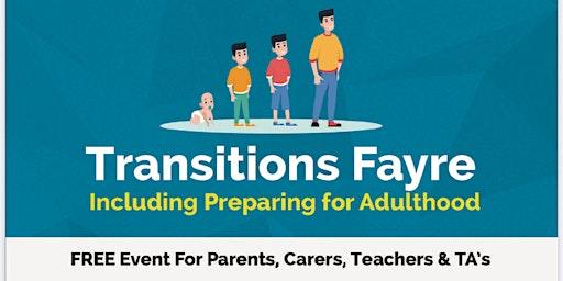 Transitions fayre- Mindfulness workshops!
