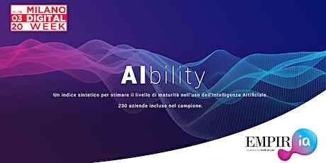 AIbility delle Aziende Italiane biglietti