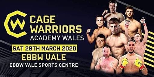 Cage Warriors Academy Wales