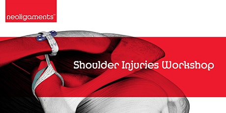 Shoulder Injuries Workshop tickets