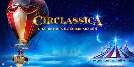 Circlassica en el Teatro Colón de A Coruña tickets