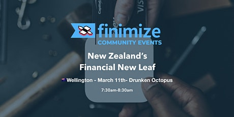 New Zealand's Financial New Leaf tickets