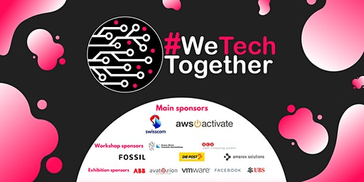 #WeTechTogether Conference 2020
