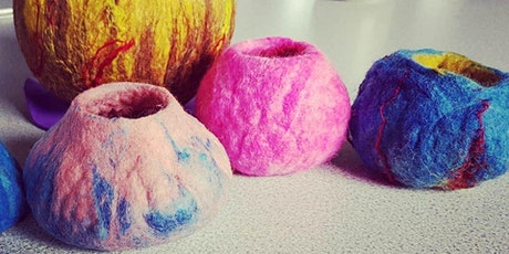 Felted Pots Workshop tickets