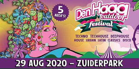 Den Haag Outdoor 2020 tickets