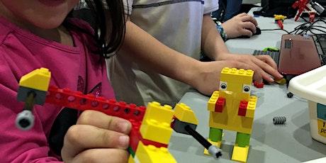 Robótica con Lego y Scratch entradas