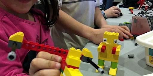 Robótica con Lego y Scratch