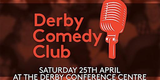 Derby Comedy Club Night April 2020
