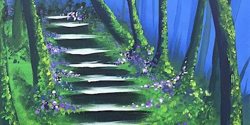 Secret Steps Brush Party - Chertsey