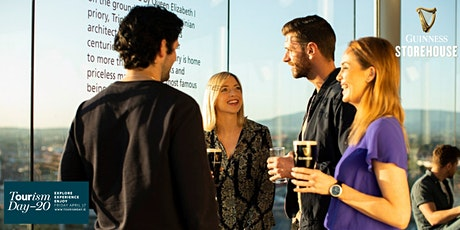Cancelled | Celebrate Tourism Day at Guinness Storehouse tickets