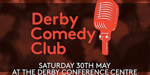 Derby Comedy Club Night May 2020