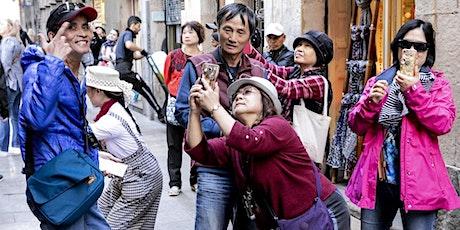 Jornada. Turismo y comercio en China: situación actual entradas