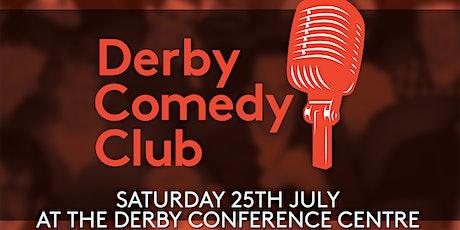Derby Comedy Club Night July 2020 tickets