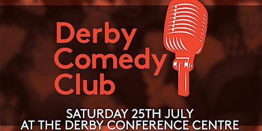 Derby Comedy Club Night July 2020