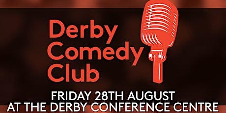 Derby Comedy Club Night August 2020 tickets