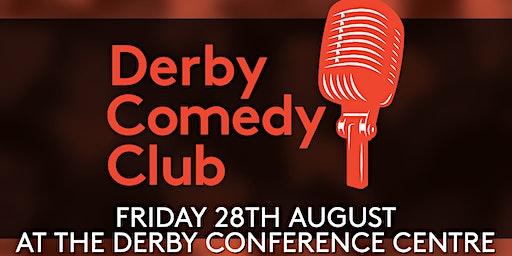 Derby Comedy Club Night August 2020