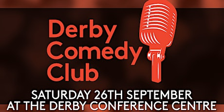 Derby Comedy Club September 26th 2020 tickets
