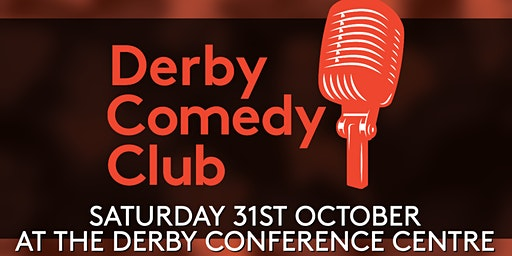 Derby Comedy Club Night October 2020