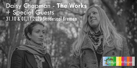 SONGS&WHISPERS presents: Daisy Chapman - The Works Tickets