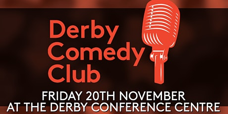 Derby Comedy Club November 2020 tickets