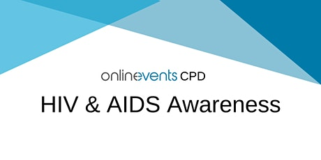 HIV and AIDS awareness - Tom Smithson tickets