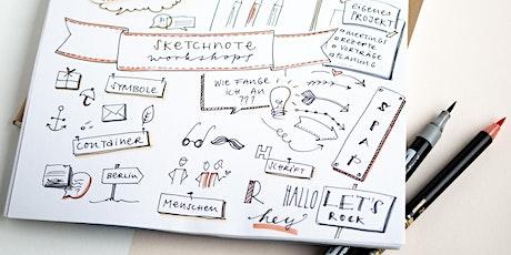 Sketchnote Workshop Basics // Christmas Edition Tickets