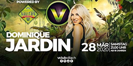 Dominique Jardin LIVE im V-Club Villach