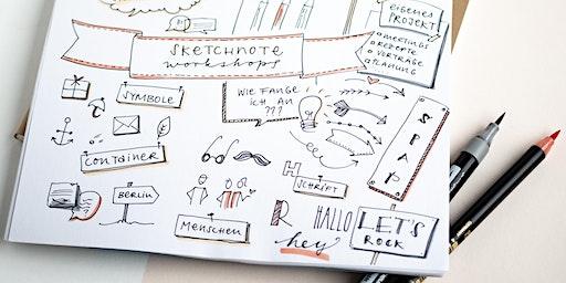 Sketchnote Workshop Basic 26. März 2020
