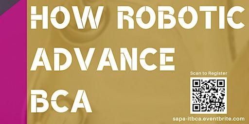 SAPA #ITBCA - Robotic