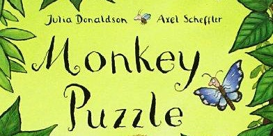 Read and Create - Monkey Puzzle