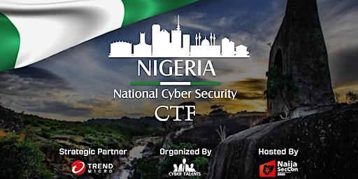 Quals: Nigeria National Cybersecurity CTF 2020
