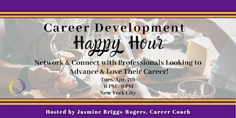 Career Development Happy Hour  tickets