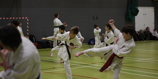 FREE Karate Trial Class