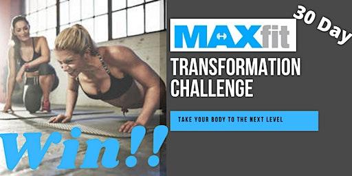 Win 30 Days Maxfit Transformation Challenge
