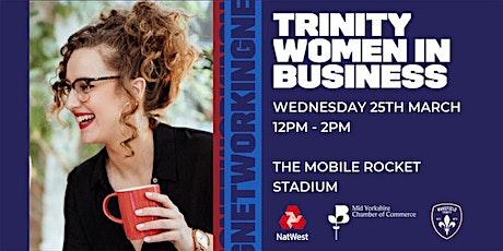 Trinity Women in Business tickets