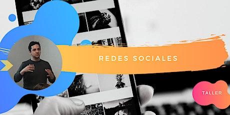 Taller Marketing Digital y Publicidad en Redes Sociales entradas