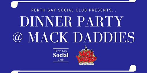 PGSC Dinner Party @ Mack Daddy's