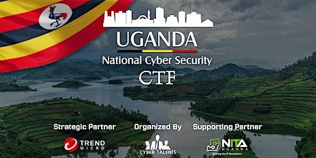 Uganda National Cybersecurity CTF 2020 tickets