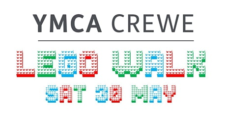 YMCA Crewe Lego Walk tickets