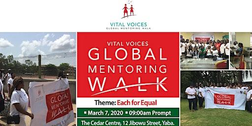 Vital Voices Global Mentoring Walk
