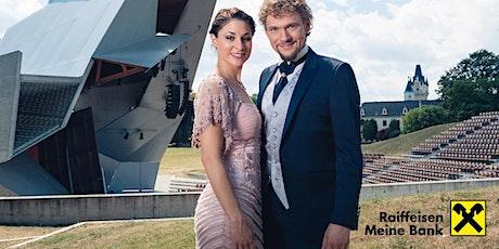 Thommy Ten & Amélie van Tass - Design Days Grafenegg, Freitag 15. Mai 2020 tickets