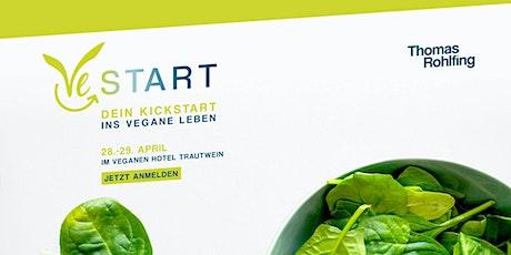VeSTART 2day - Endlich vegan leben Tickets