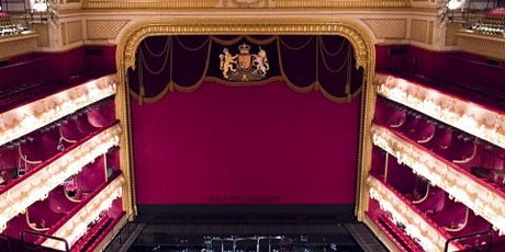 The  Royal Opera House Covent Garden - an inside view tickets