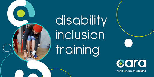 Disability Inclusion Training 29th February 2020