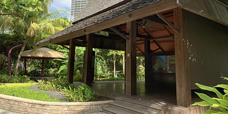 A Literary Experience: Outdoor Heritage Gardens at Gardens by the Bay tickets