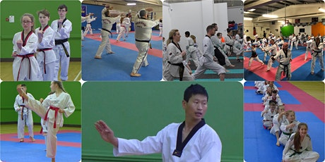 March Sunday Poomsae Session tickets