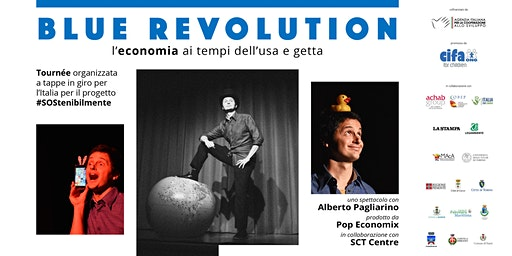 Blue Revolution - l'economia ai tempi dell'usa e getta