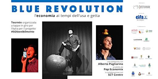 Blue Revolution - l'economia ai tempi dell'usa e getta.