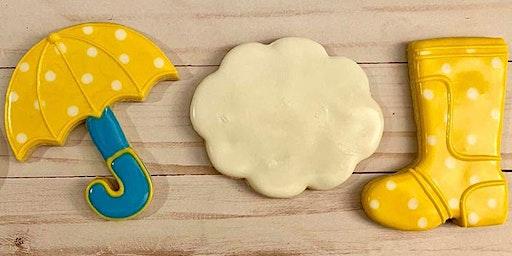 Rainy Day Beginner Cookie Decorating Class
