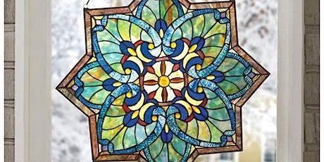 Sunflower Stained Glass Decoration tickets